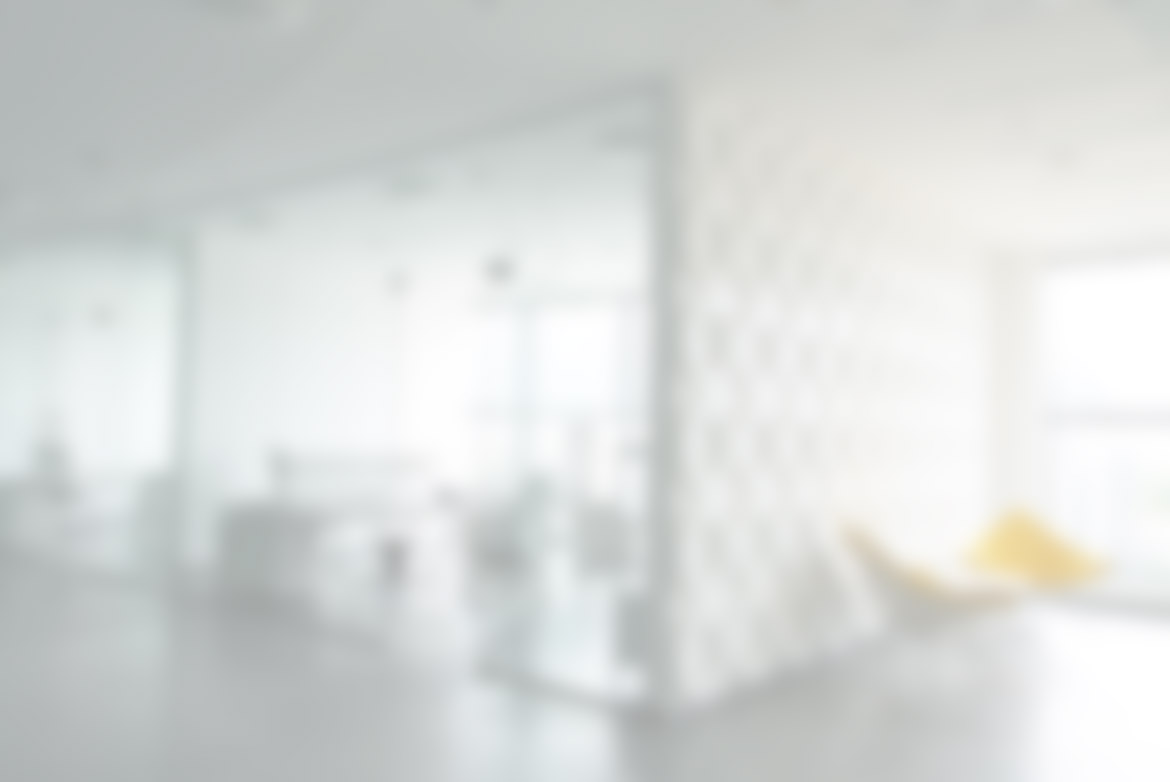 blurred office Take A Voucher