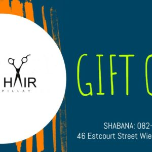 Oh My Hair Voucher